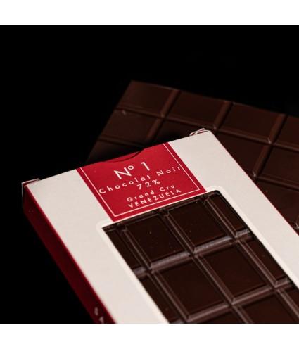 N°1 Chocolat noir 72% Grand Cru Venezuela