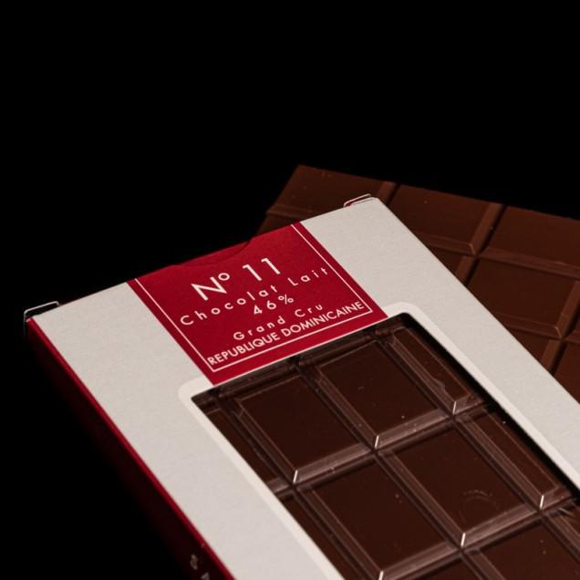 N°11 Chocolat lait 46%...
