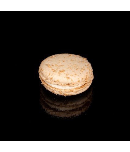 MACARON CHOCOLAT BLANC NOIX DE COCO