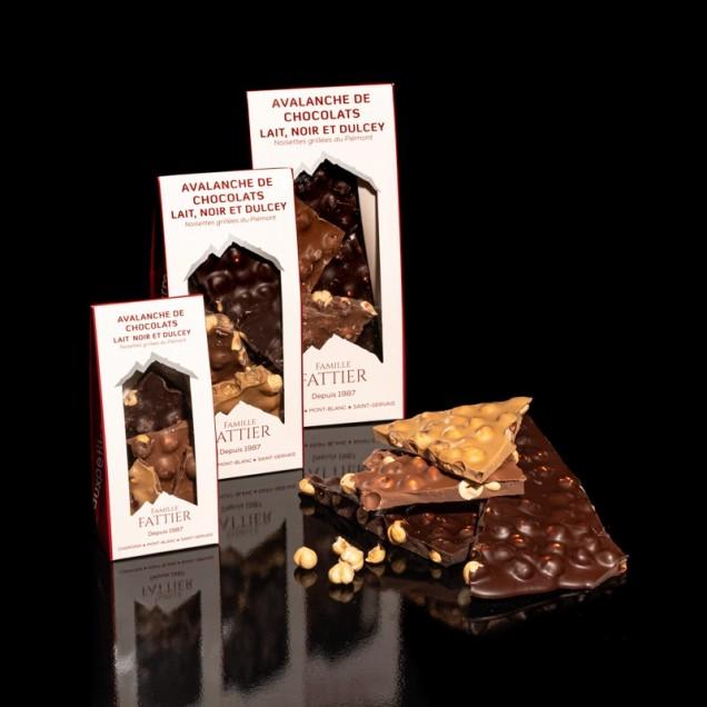Avalanche de chocolats :...