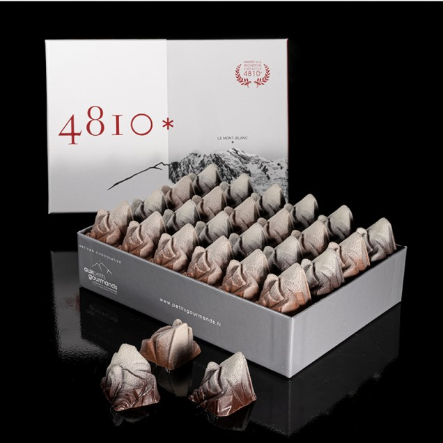 Coffret de 24 chocolats 4810