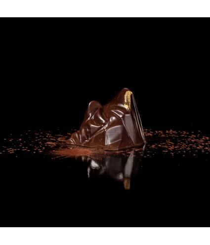 Le 4809 : Ganache au chocolat pur grand cru du Brésil 62%