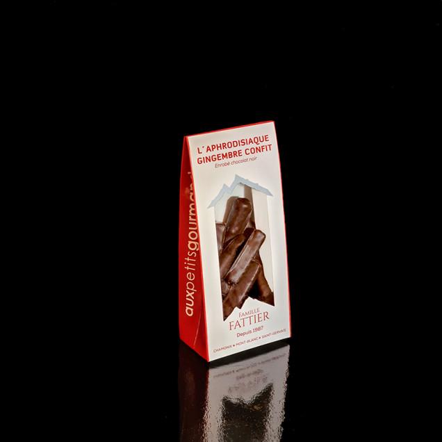 L'aphrodisiaque gingembre